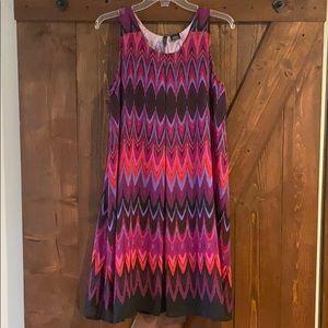 New Directions Flowy Dress